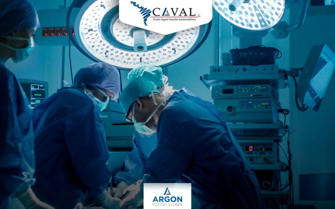 2º Curso de Productos Vasculares y Manejo de Biopsias Transyugulares Hepáticas de Argon Medical para América Latina